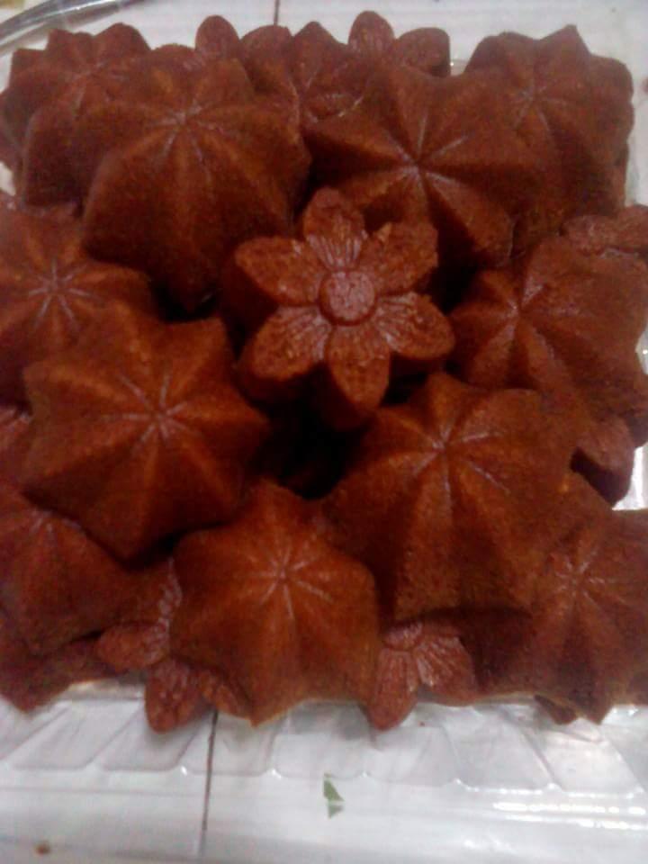 Resep Cara Membuat Bolu Sakura Karamel Baca Resep