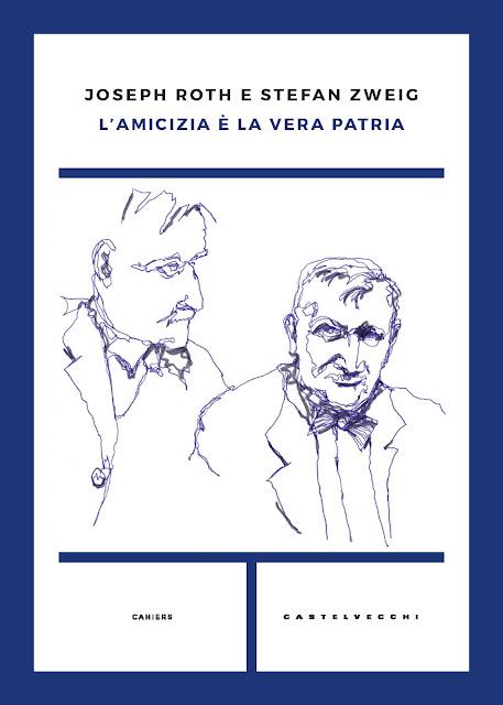 Bookcover Joseph Roth e Stefan Zweig - L'amicizia � la vera patria front