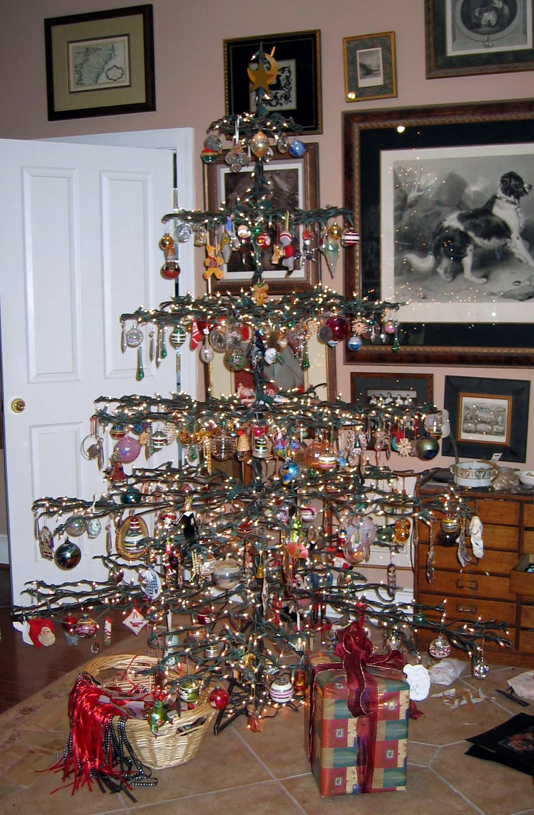 England Christmas Ornaments