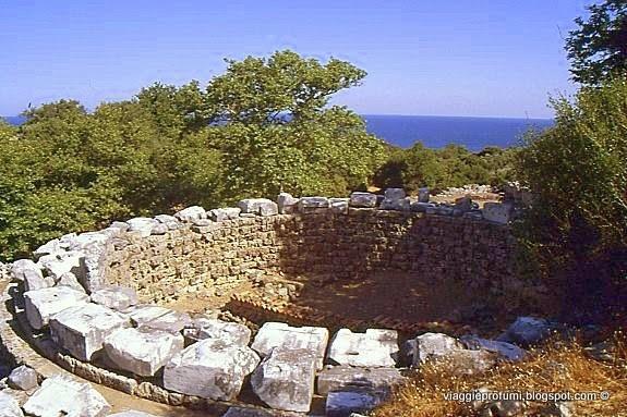 Paleopolis, Samotracia