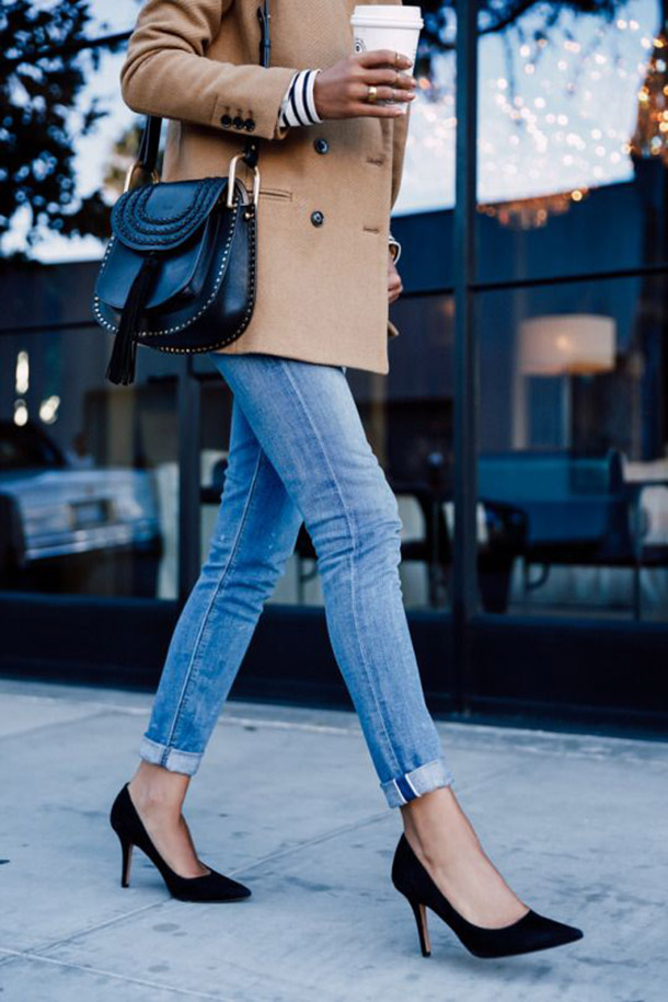 Must Have,  TOP 5 Capi Indispensabili, heels, black pumps, capi essenziali, basic