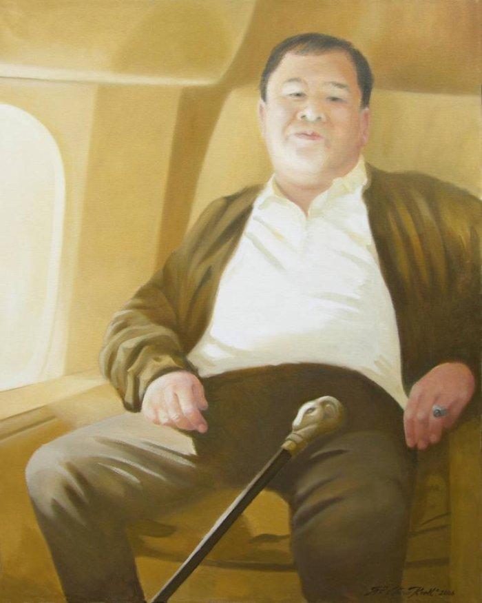 Американский художник. William Kroll