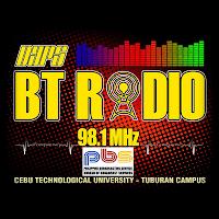 98.1 BT Radio (Bulawanong Tinubdan) logo