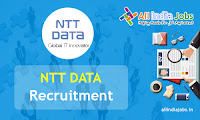 NTT DATA Recruitment
