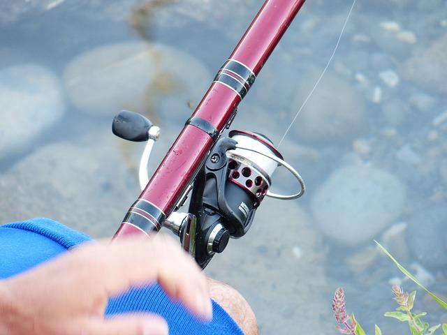 Tips Memilih Reel Pancing Spinning Bagian Bagian Penting
