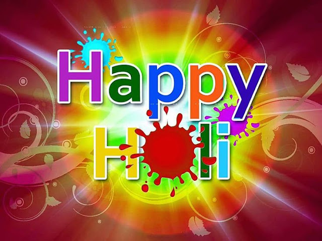 Holi Wallpaper for Facebook Profile