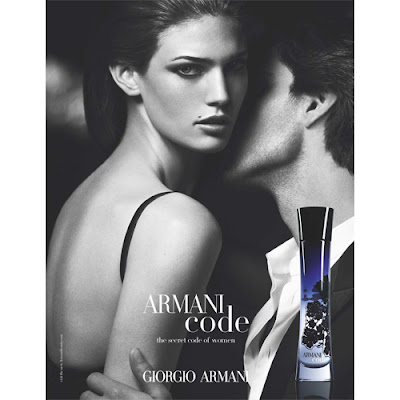 Perfume feminino Armani Code