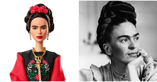 muñeca vs frida khalo real