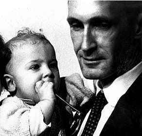 Drummond e filha