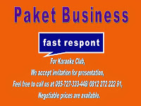 Software Karaoke Paket Business