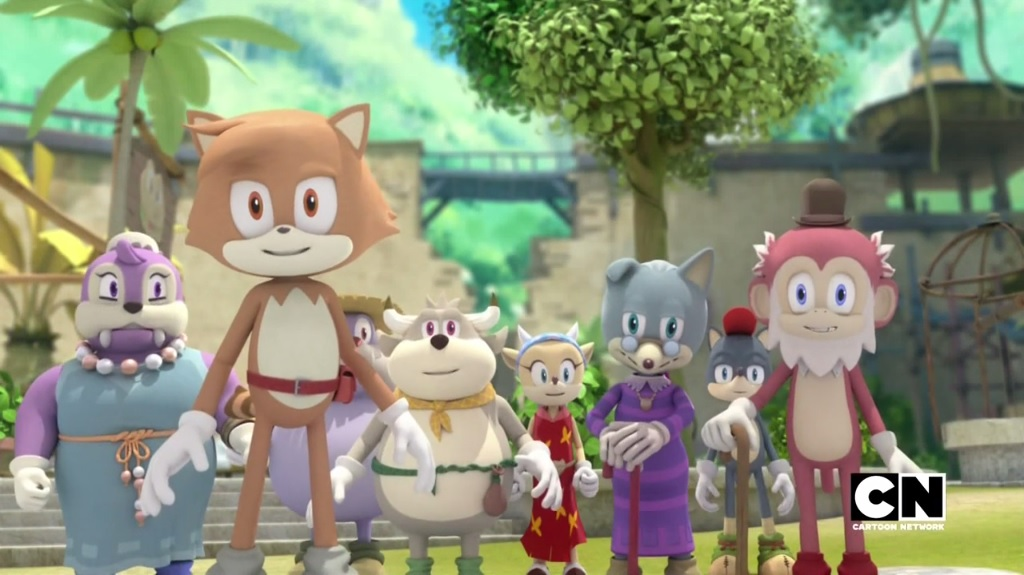 Planned All Along An Episode In Gaming Sonic Boom Part 3