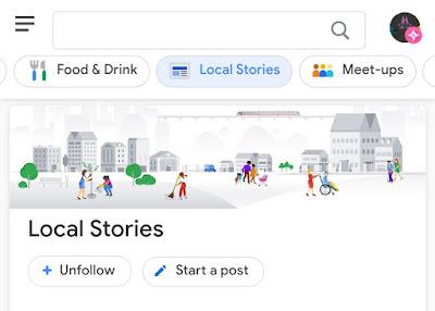 Cara Membuat Postingan di Local Guide Connect