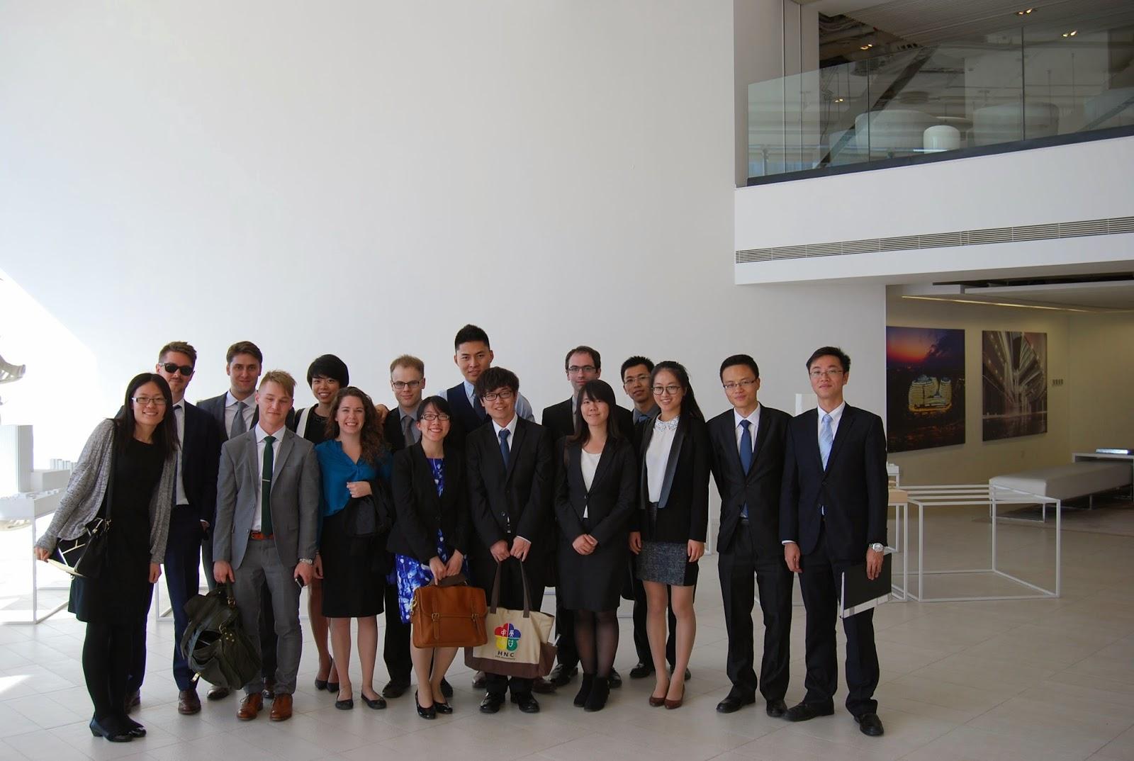 Hopkins-Nanjing Center Blog: HNC Students on Spring Break