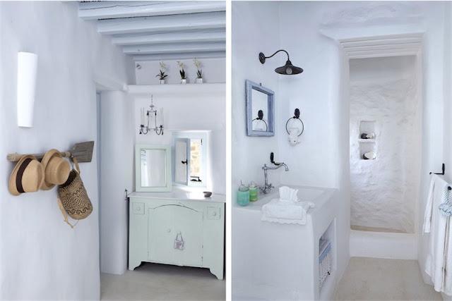 baño encalado estilo mediterraneo chicanddeco