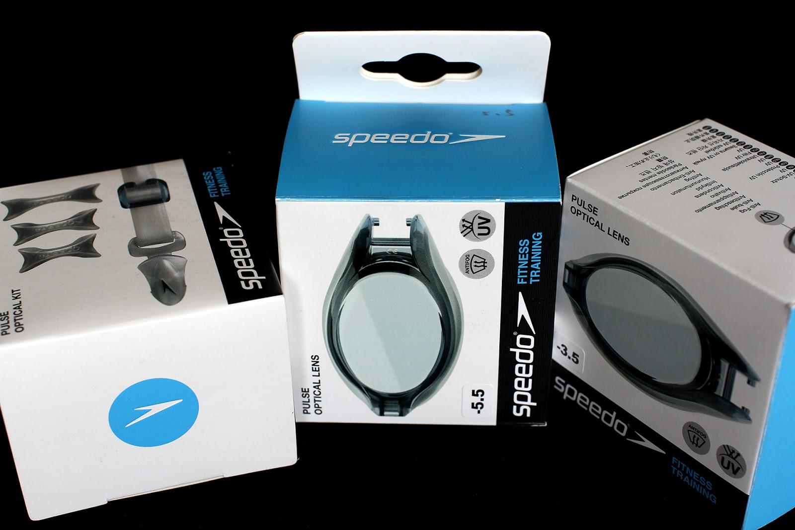 無話不說 肆意妄談: speedo Pulse Optical lens 泳鏡開箱及使用心得分享 SD8023093539