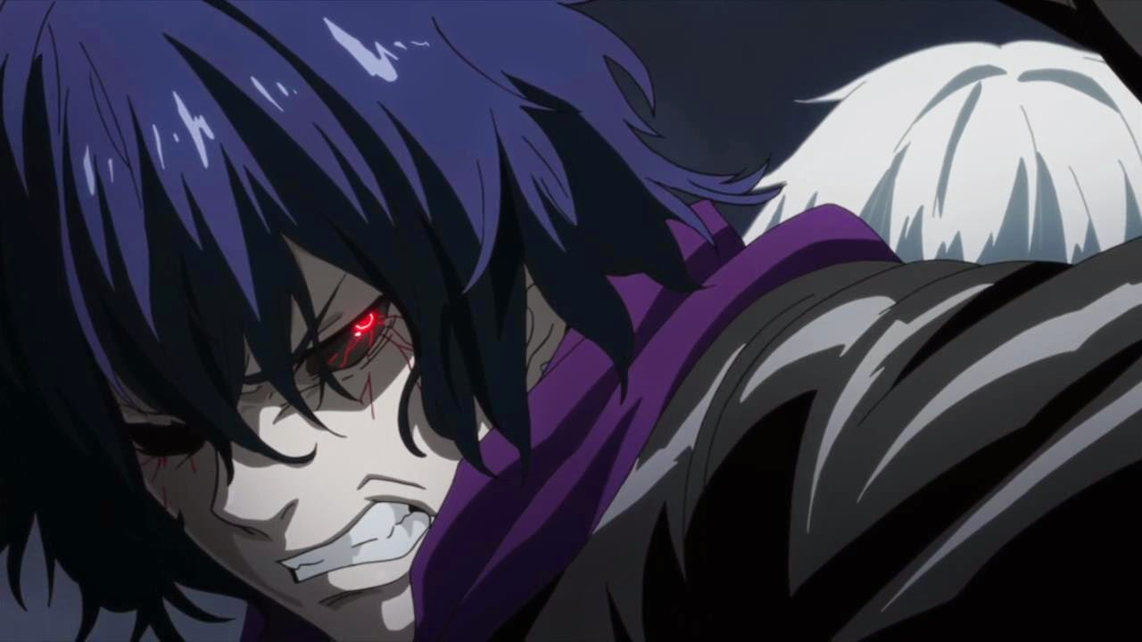Tokyo Ghoul A Ger Sub