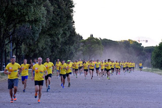 RDS Breakfast Run Levissima - credit photo LaPresse