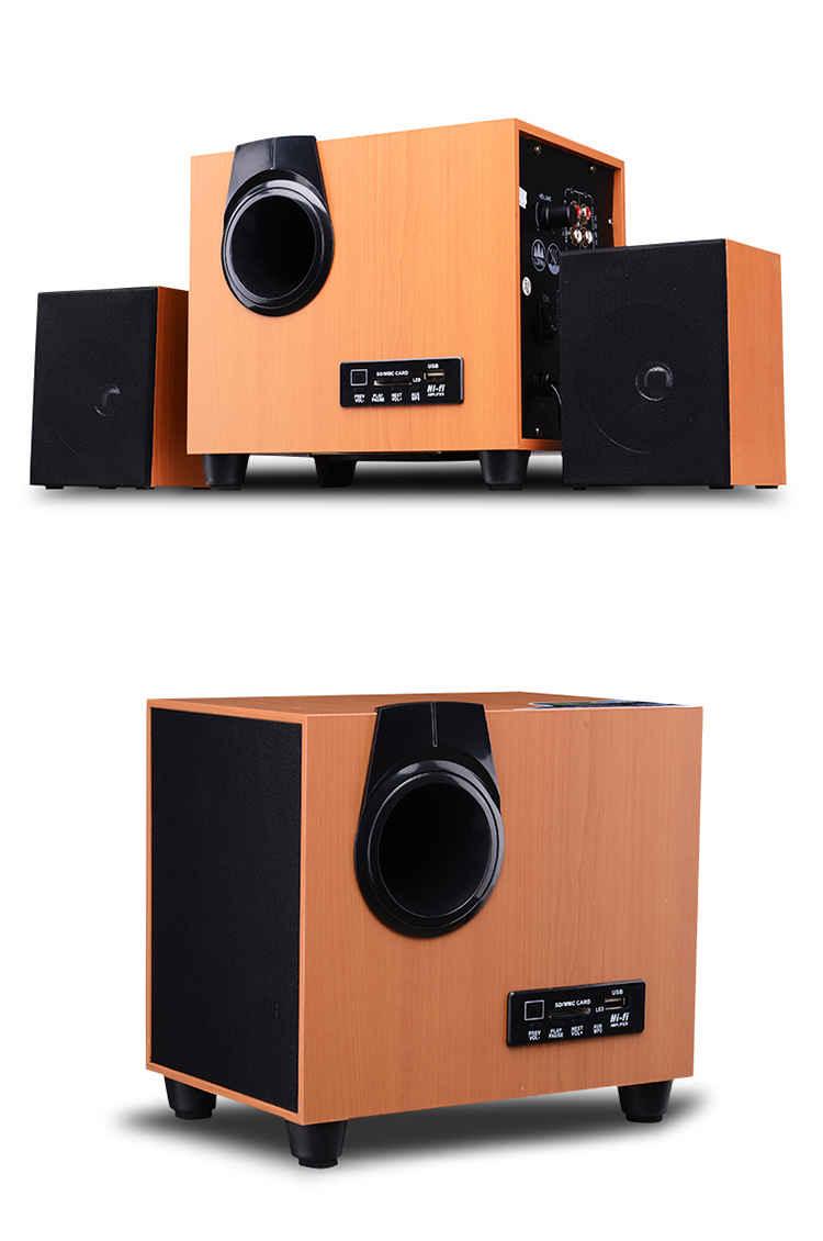 Loa gỗ vi tính Hi-fi S805 35W cực hay, nghe được thẻ nhớ / usb giá sỉ và lẻ rẻ nhất 03500