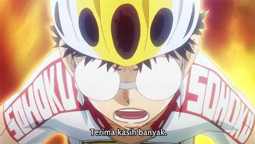 Nonton dan Download Yowamushi Pedal S4 Episode 17 Subtitle Indonesia