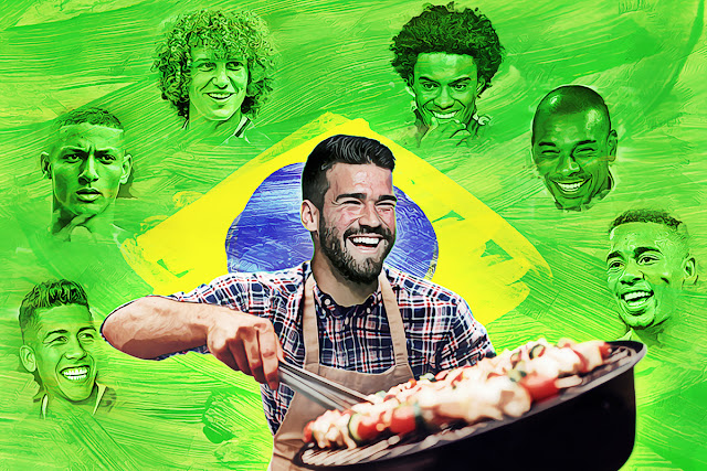 Kisah Bagaimana Para Pemain Brazil Dapat Menganggap Liga Inggris sebagai Rumah Kedua
