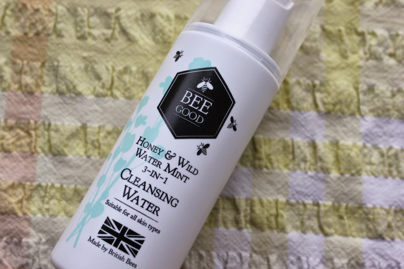 blogger-bbloggers-beauty-bee-good-cleansing-water-skincare-review