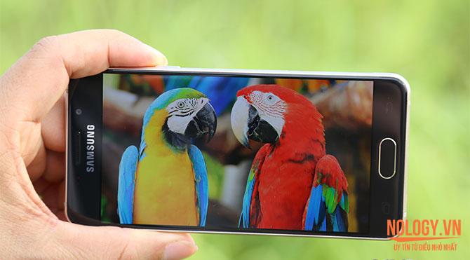 Samsung Galaxy A3 đánh giá camera