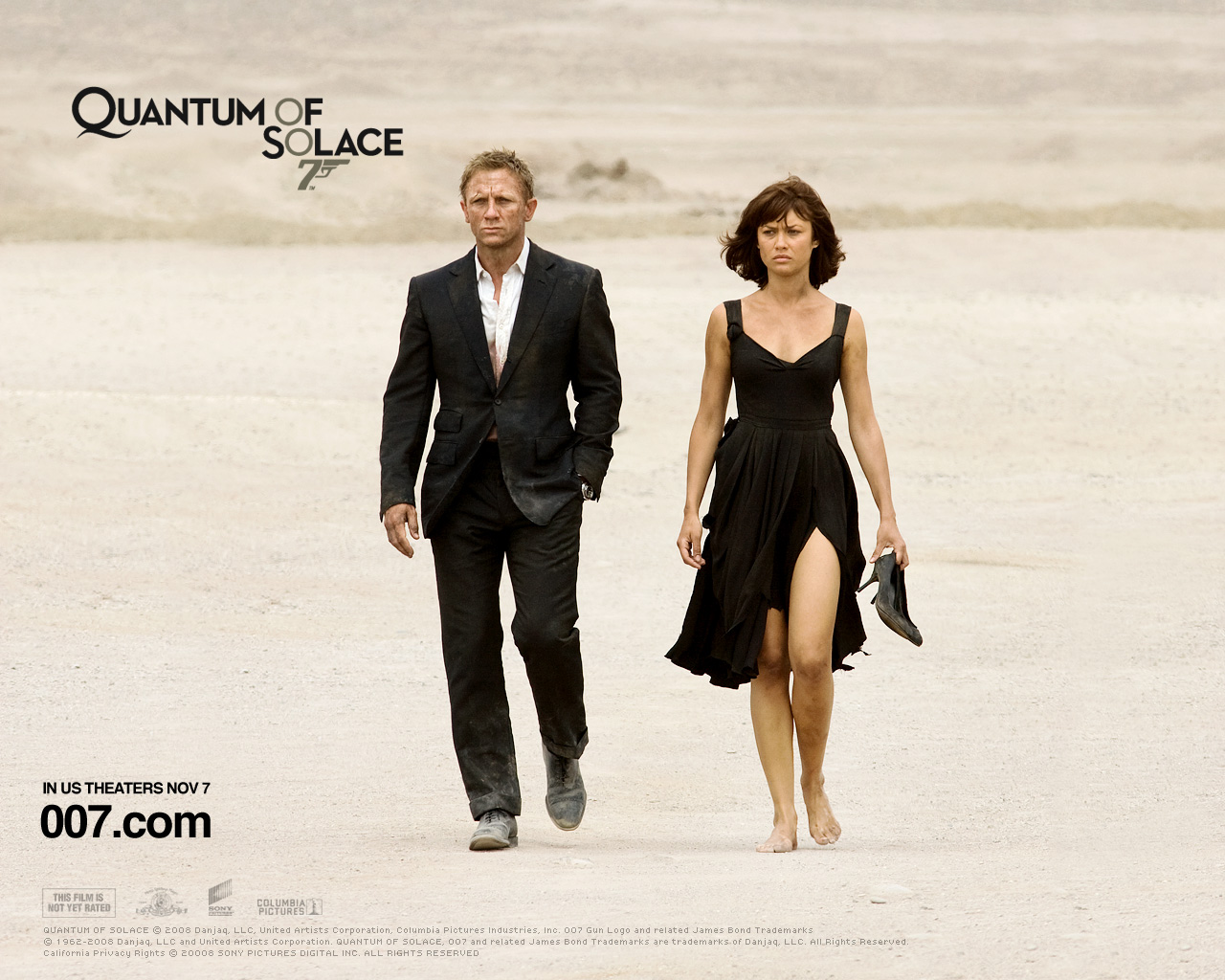 Reel Diary Quantum Of Solace 2008