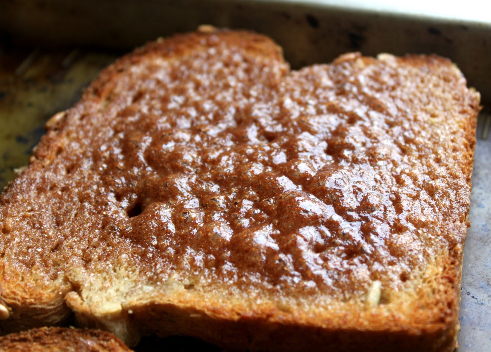 A Feast for the Eyes: Cinnamon Toast the Pioneer Woman Way