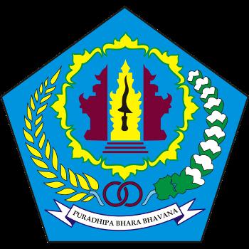 Logo Kota Denpasar PNG