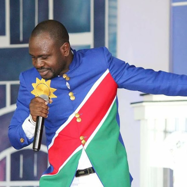 Prophet Samuel Akinbodunse Accurately Prophesied Namibia Elections Again