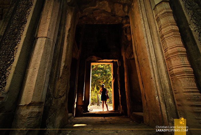Siem Reap Cambodia Angkor Temple Tour Blog