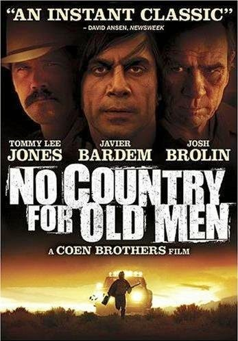 No Country for Old Men, Directed by the Coen Brothers