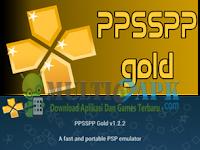 PPSSPP Gold v1.4.2.0 For Emulator Android