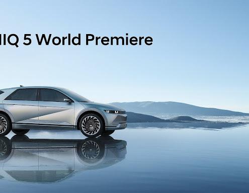 Hyundai Ioniq 5 chính thức được giới thiệu