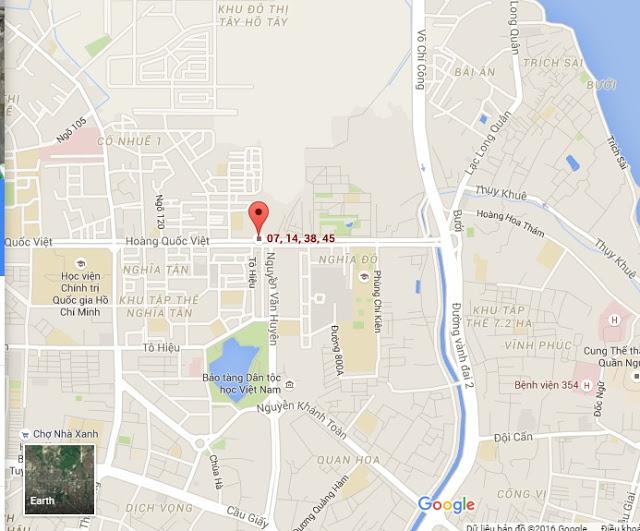 Hạ tầng dự án chung cư 60 Hoàng Quốc Việt Hạ tầng dự án chung cư 60 Hoàng Quốc Việt
