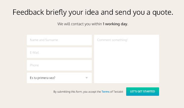 أنفوجرافيك : أخطاء قاتلة تقوم بها أثناء تصميمك لـ Form على الويب عليك تجنبها