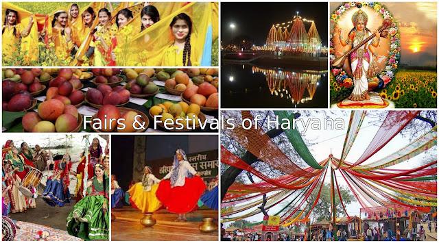 Fairs & Festivals of Haryana