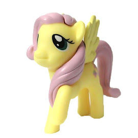 MLP Buildable Vinyl Figure Fluttershy Figure by Takara Tomy