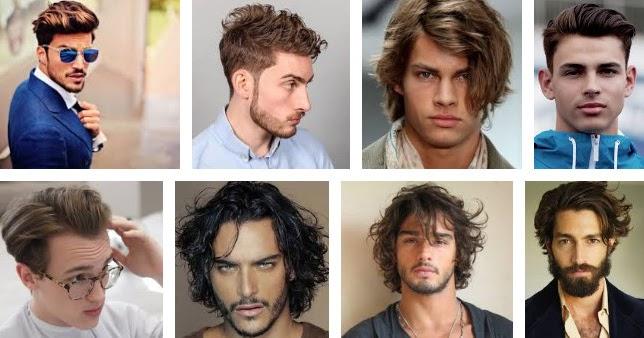 Medium-Length Hairstyles for Men - Men's Medium Length Hairstyles