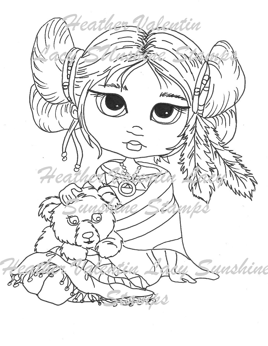 coloring pages native american pottery - photo #32