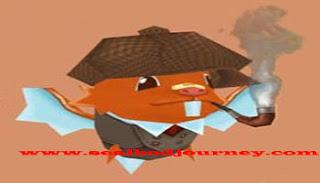 Hot-Blooded Detective Bat Seal Online BoD