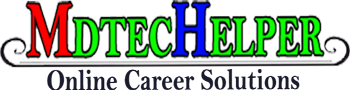 MdtecHelper (Online Career Solution)