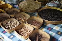 Percan, plantation de café à Bali en Indonésie