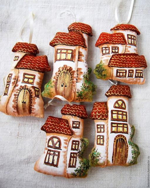 domki zawieszki