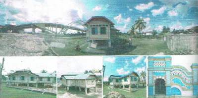 Lokasi Wisata Sejarah Kota Pekanbaru RUMAH SINGGAH SULTAN SIAK