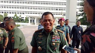 Panglima TNI: Serda Sinaga yang Pukul Polantas Sakit Jiwa