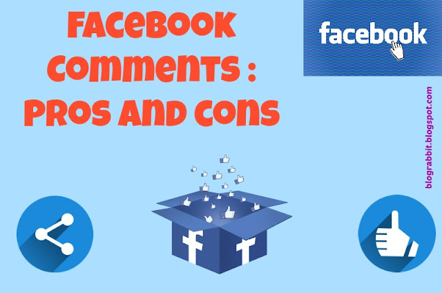 Facebook Comments : Pros and Cons