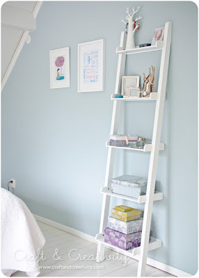 Cool and Creative Ways To Reuse Ladders (15) 15