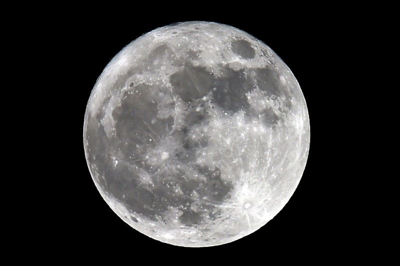 Aufdenberg said that by his calculations, the last time a supermoon, blue moon and total lunar eclipse all together were visible from the eastern United States was on May 31, 1844.