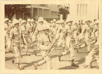 Desfile Militar de 07 de Setembro